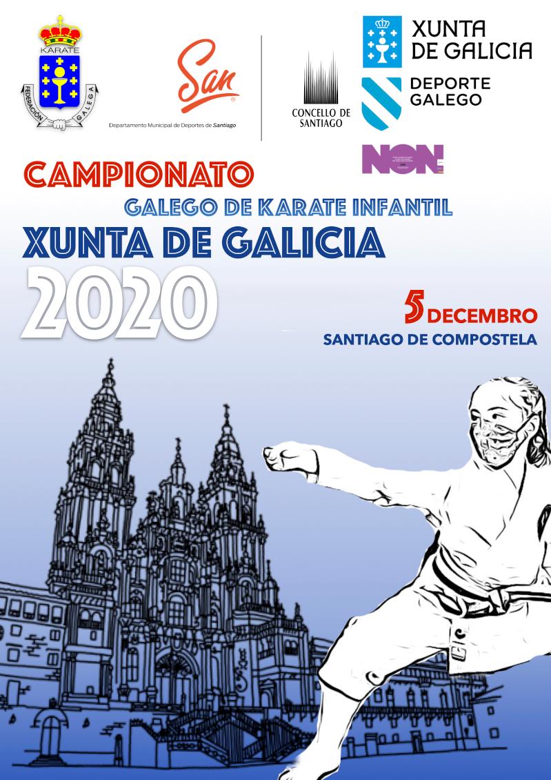 Campeonato de Galicia Infantil 2020