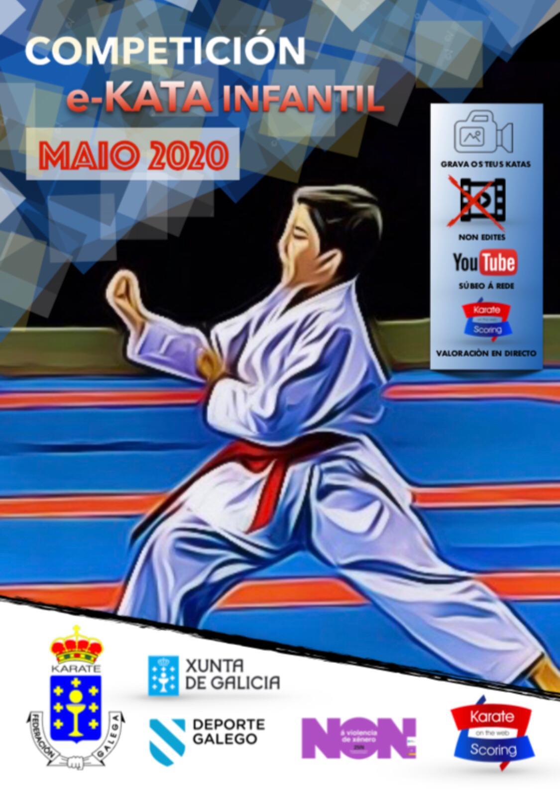 Competición e-Kata Infantil 2020