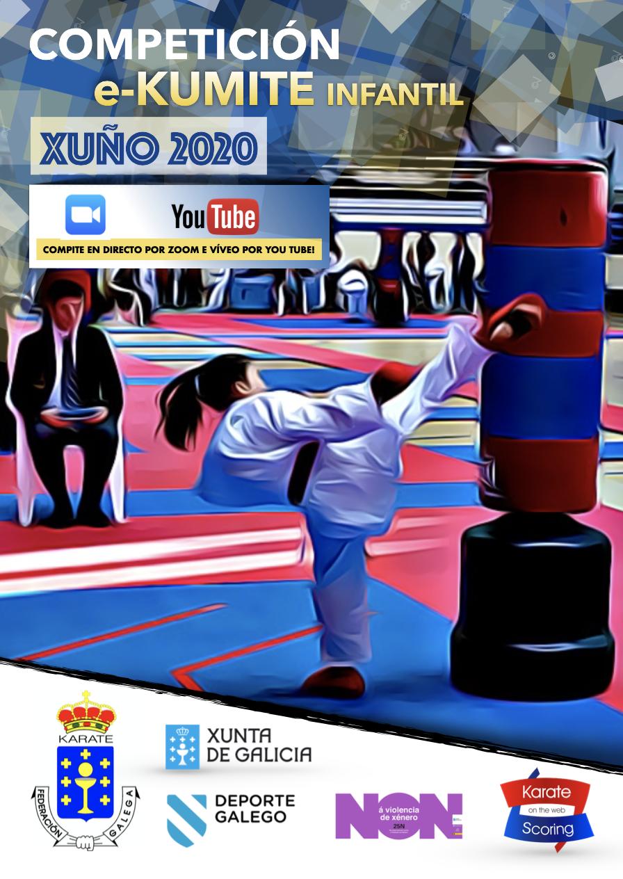 Competición e-Kumite Infantil 2020