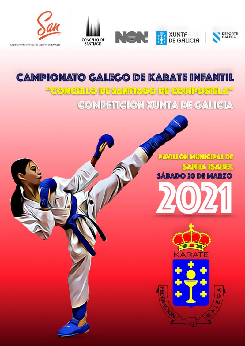 Campionato Galego Infantil 2021